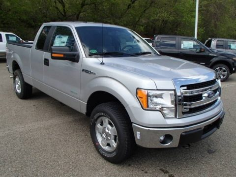 2013 ford f150 xlt supercab 4x4 data info and specs. Black Bedroom Furniture Sets. Home Design Ideas