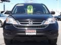2010 Crystal Black Pearl Honda CR-V EX AWD  photo #2