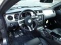 Charcoal Black 2014 Ford Mustang Interiors