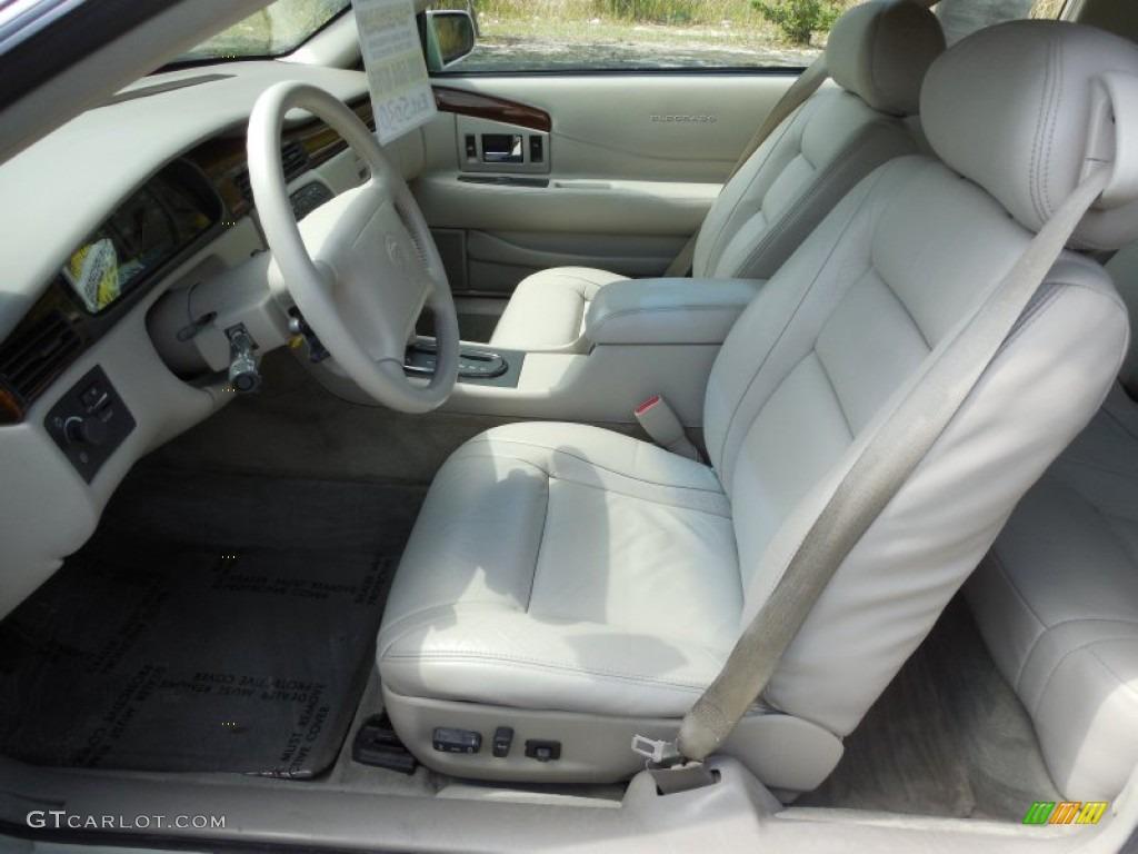 2000 Cadillac Eldorado Esc Interior Photo 80279189