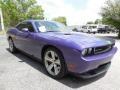 Plum Crazy Purple Pearl 2010 Dodge Challenger Gallery