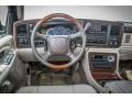 2002 Cadillac Escalade Shale Interior Dashboard Photo