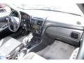 2004 Nissan Sentra SE-R Black/Silver Interior Dashboard Photo