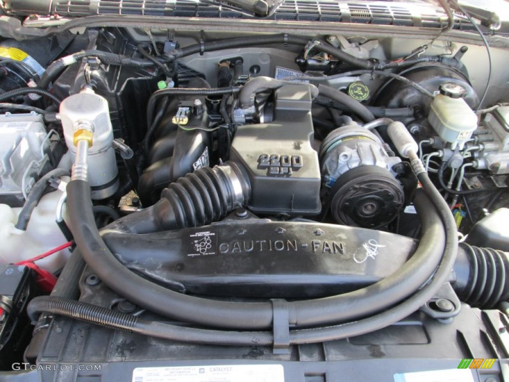 1998 chevrolet s10 ls extended cab 2 2 liter ohv 8 valve 4 cylinder engine photo 80294737. Black Bedroom Furniture Sets. Home Design Ideas