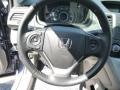 2013 Twilight Blue Metallic Honda CR-V EX-L AWD  photo #16