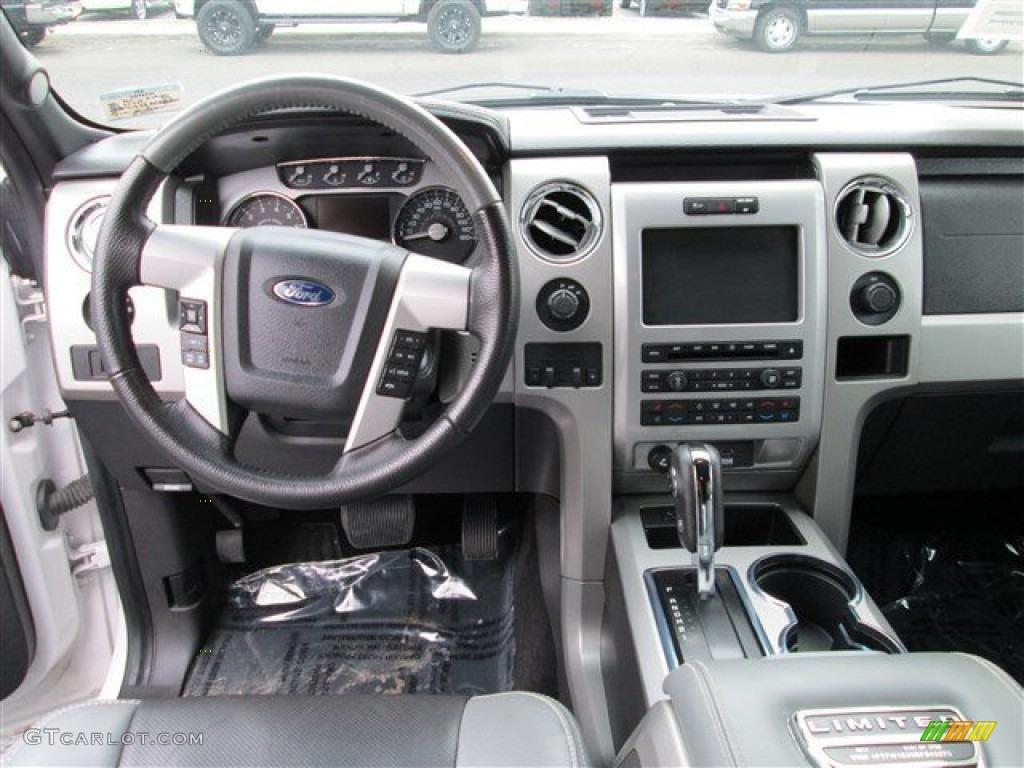ford  limited supercrew  dashboard  gtcarlotcom