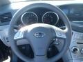 Slate Gray Steering Wheel Photo for 2013 Subaru Tribeca #80309705