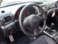 WRX Carbon Black Steering Wheel Photo for 2013 Subaru Impreza #80310656