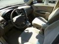 Beige 2006 Hyundai Tucson Interiors