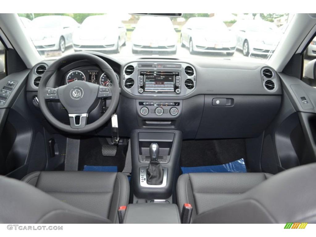2013 Volkswagen Tiguan Se Dashboard Photos Gtcarlot Com