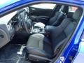 2013 Charger R/T Daytona Daytona Edition Black/Blue Interior
