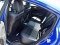 Rear Seat of 2013 Charger R/T Daytona