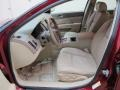 Cashmere 2006 Cadillac STS Interiors