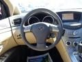 Desert Beige Dashboard Photo for 2011 Subaru Tribeca #80333624