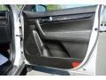 2011 Bright Silver Kia Sorento EX  photo #21