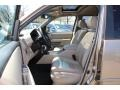 2011 Honda Pilot Beige Interior Front Seat Photo