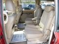 Rear Seat of 2007 Entourage Limited