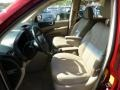 Front Seat of 2007 Entourage Limited