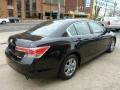 Crystal Black Pearl - Accord SE Sedan Photo No. 11