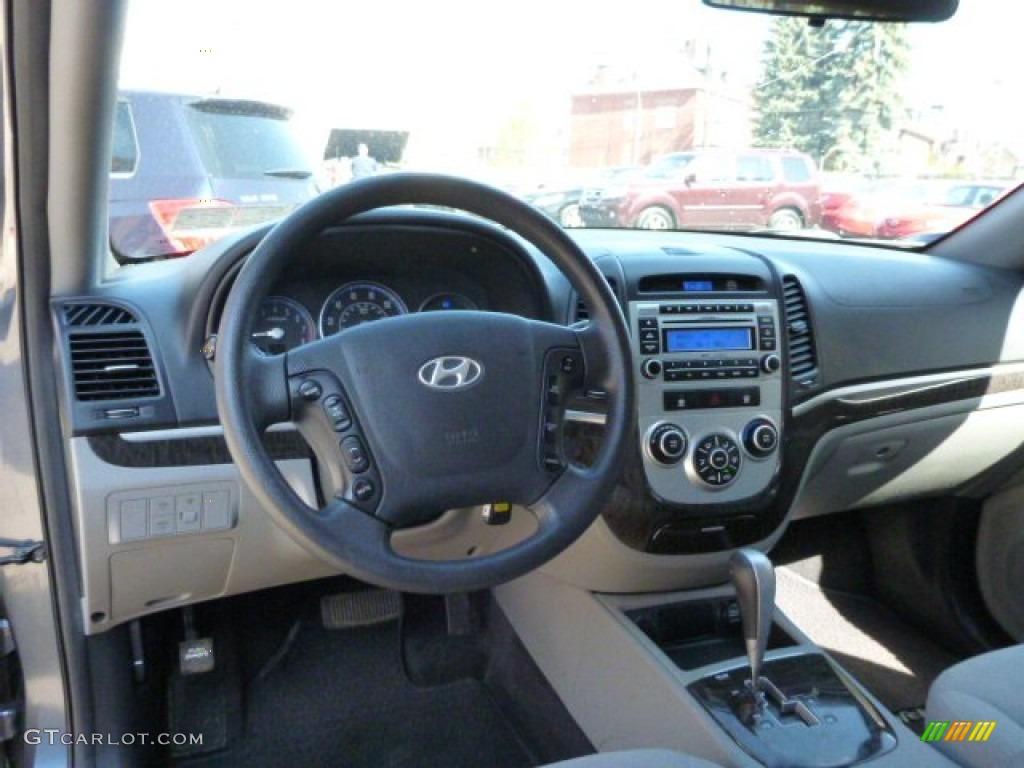 2008 Hyundai Santa Fe Gls 4wd Dashboard Photos Gtcarlot Com