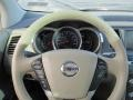 2011 Glacier White Pearl Nissan Murano SL AWD  photo #22