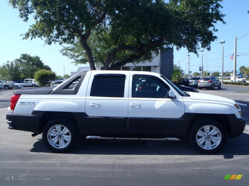 summit white 2003 chevrolet avalanche z66 exterior photo. Black Bedroom Furniture Sets. Home Design Ideas