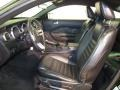 Dark Charcoal Interior Photo for 2007 Ford Mustang #80353314