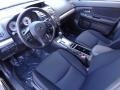Black Prime Interior Photo for 2012 Subaru Impreza #80354806
