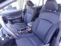 Black Front Seat Photo for 2012 Subaru Impreza #80354827