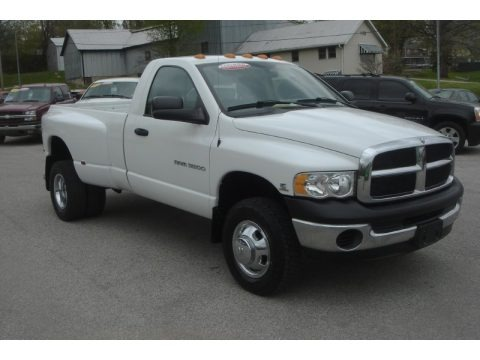 2004 dodge ram 3500 st regular cab 4x4 dually data info. Black Bedroom Furniture Sets. Home Design Ideas