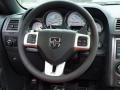 Radar Red/Dark Slate Gray Steering Wheel Photo for 2013 Dodge Challenger #80361584
