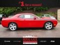 2013 Redline 3-Coat Pearl Dodge Challenger R/T Plus  photo #1
