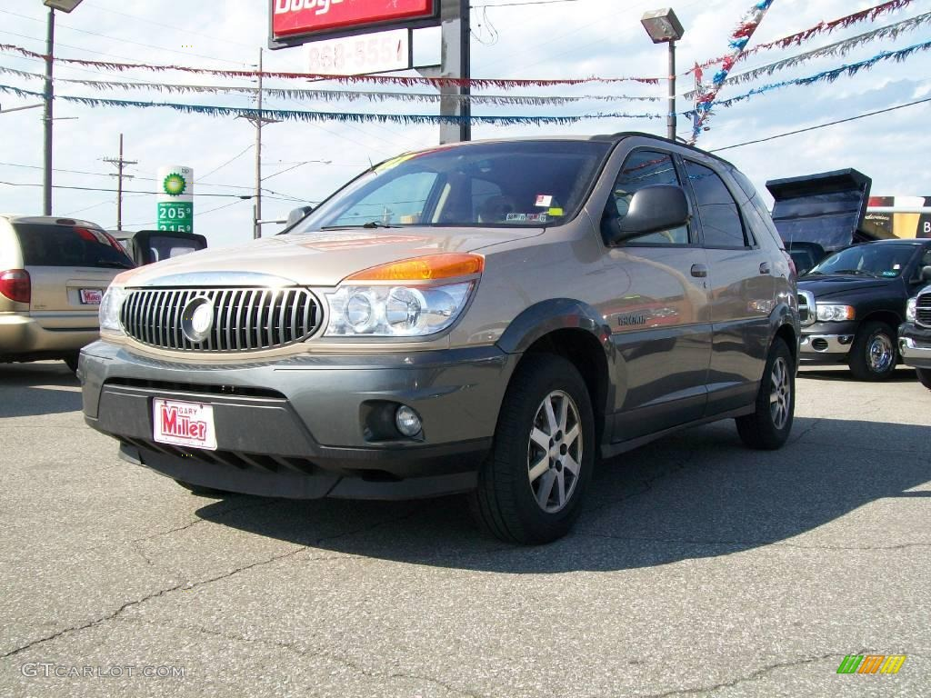 2002 sedona bronze buick rendezvous cx awd 8031978. Black Bedroom Furniture Sets. Home Design Ideas