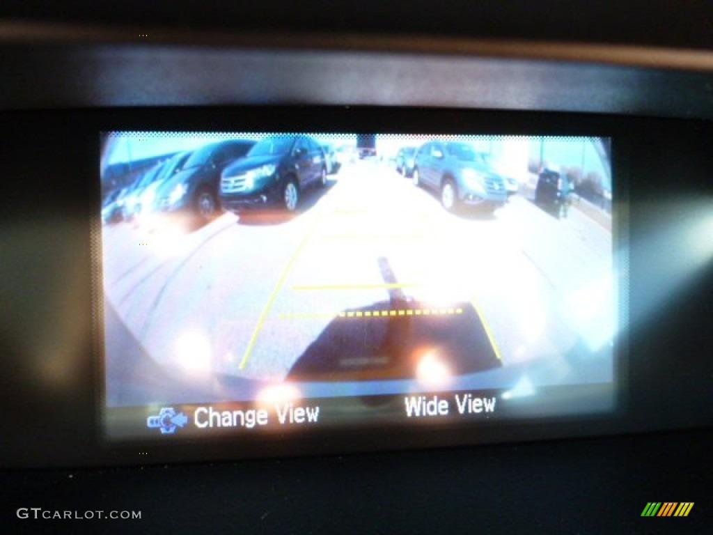 2013 CR-V LX AWD - White Diamond Pearl / Gray photo #17
