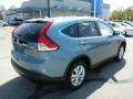 2013 Twilight Blue Metallic Honda CR-V EX-L AWD  photo #3