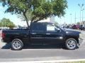 2013 Black Chevrolet Silverado 1500 LT Crew Cab  photo #6