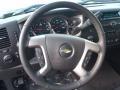 2013 Black Chevrolet Silverado 1500 LT Crew Cab 4x4  photo #15