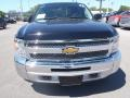 2013 Black Chevrolet Silverado 1500 LT Crew Cab 4x4  photo #2