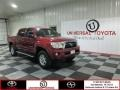 Impulse Red Pearl 2007 Toyota Tacoma Gallery