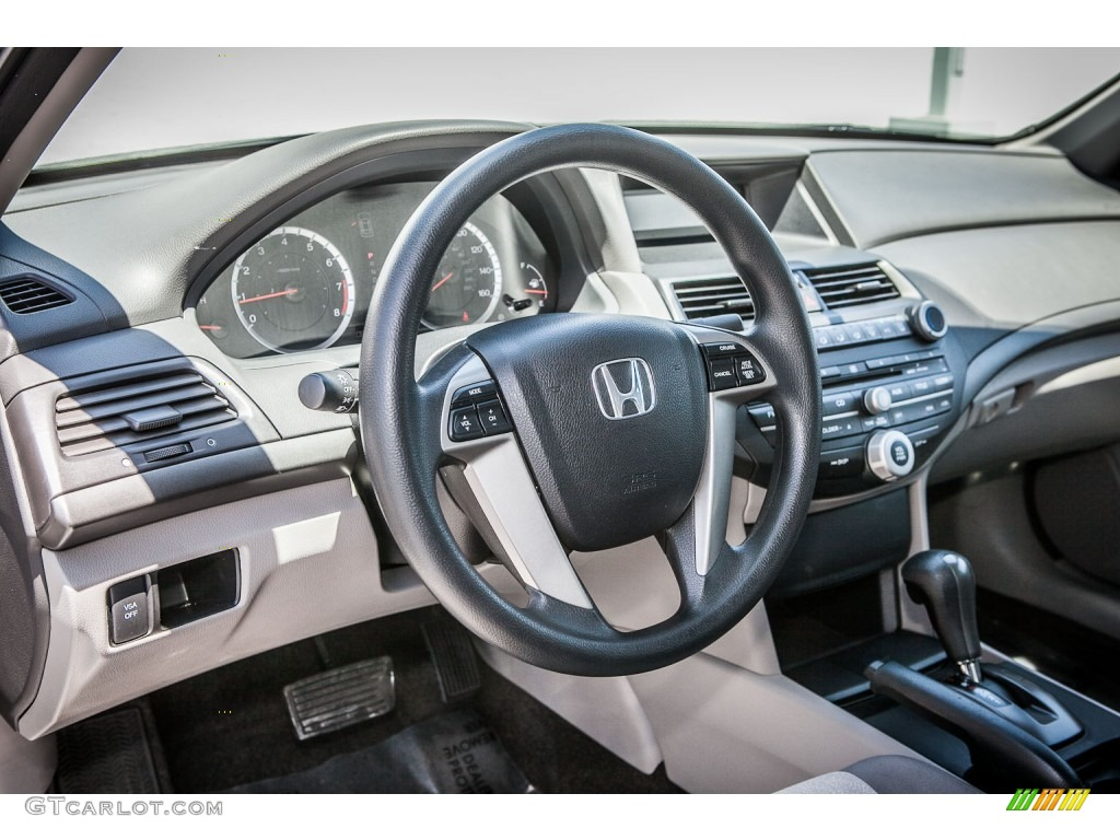 Marvelous 2010 Honda Accord LX P Sedan Dashboard Photos