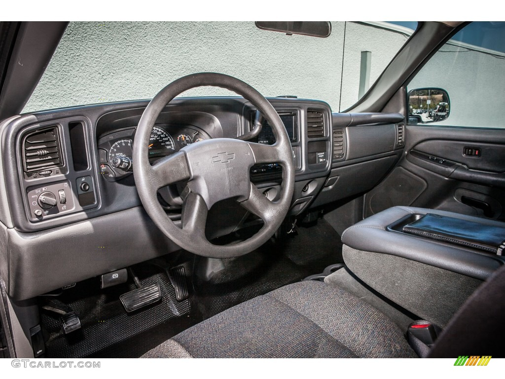 2004 Chevrolet Silverado 2500hd Regular Cab Interior Photos