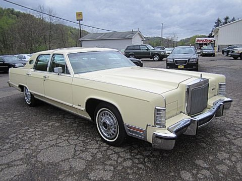 1978 Lincoln Continental Town Car Data Info And Specs Gtcarlot Com