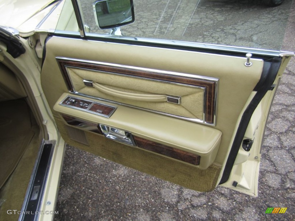 1978 lincoln continental town car door panel photos. Black Bedroom Furniture Sets. Home Design Ideas
