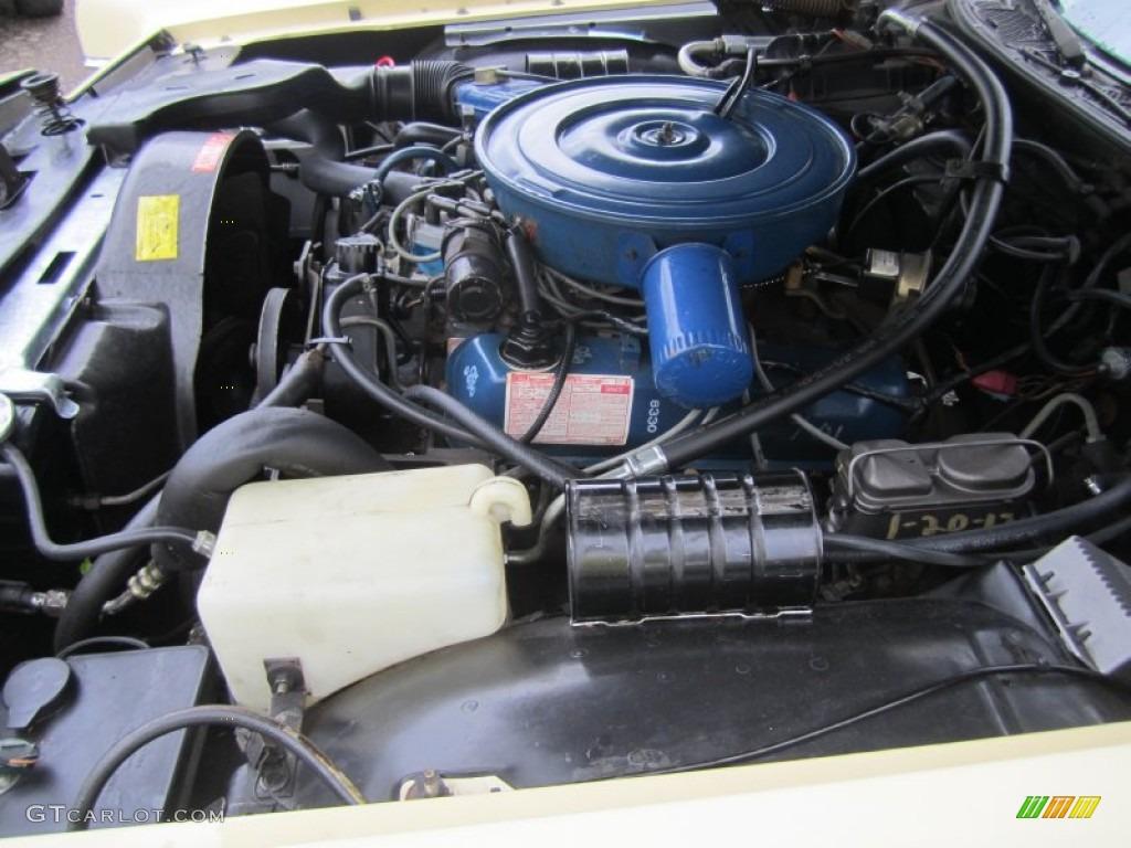 1978 lincoln continental town car 460 cid ohv 16 valve v8. Black Bedroom Furniture Sets. Home Design Ideas