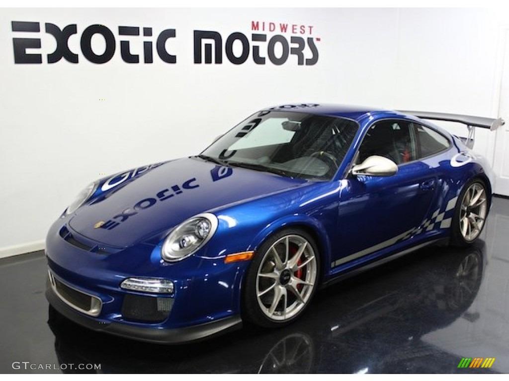 2011 Aqua Blue Metallic Porsche 911 Gt3 Rs 80391974 Photo 4 Gtcarlot Com Car Color Galleries