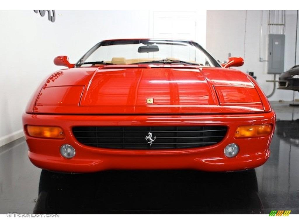 Red 1997 Ferrari F355 Spider Exterior Photo #80397448
