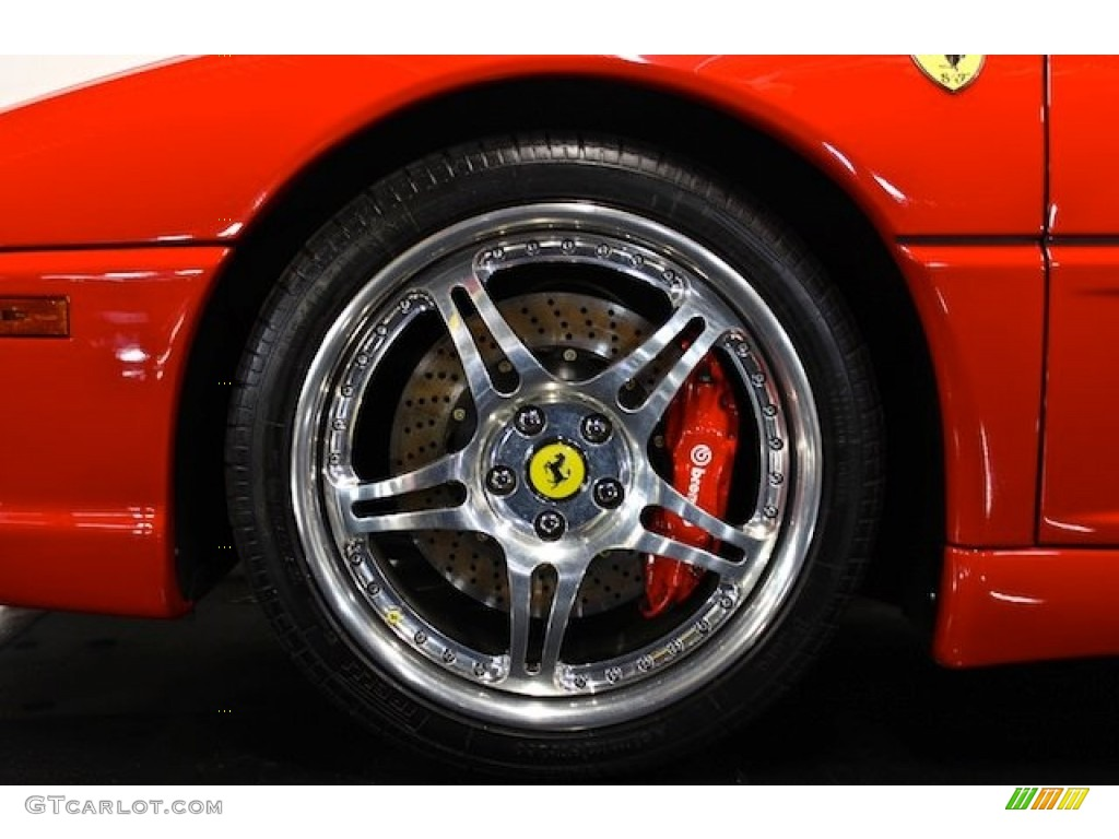 1997 Ferrari F355 Spider Custom Wheels Photo #80397625