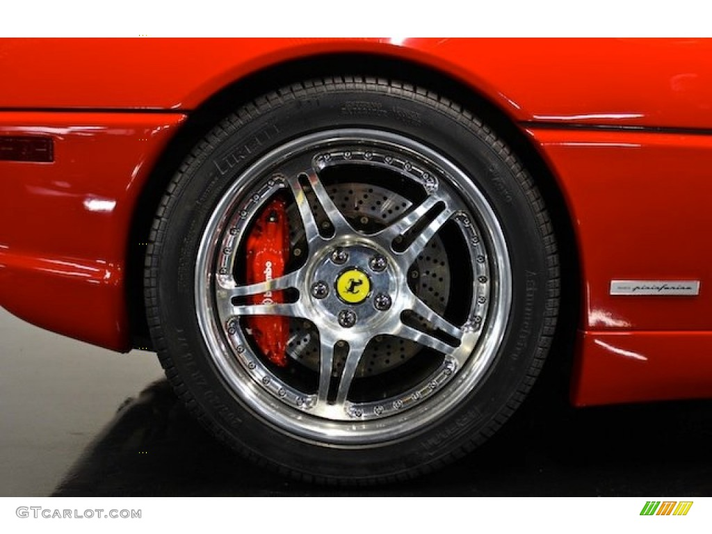 1997 Ferrari F355 Spider Custom Wheels Photo #80397670