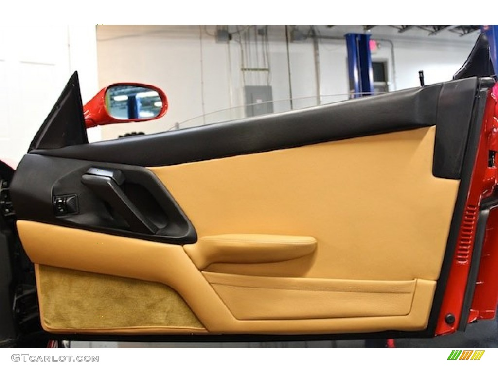 1997 Ferrari F355 Spider Door Panel Photos