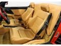Tan Front Seat Photo for 1997 Ferrari F355 #80397858
